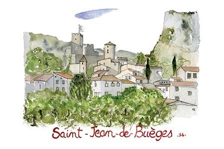 Saint Jean de Buèges