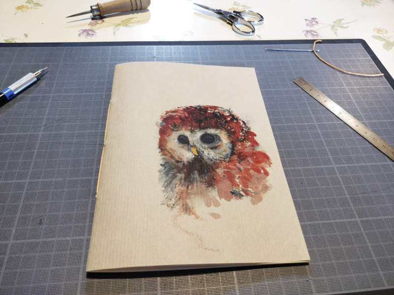 Cahier Chouette