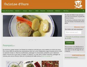 Cuisine d'Ours