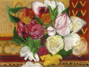 Bouquet - pastel
