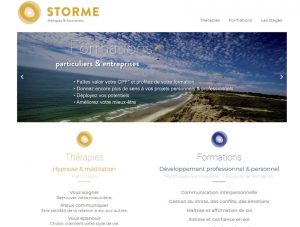 Site STORME Formations